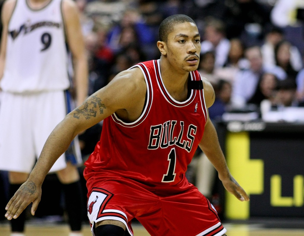 Derrick Rose inner traits