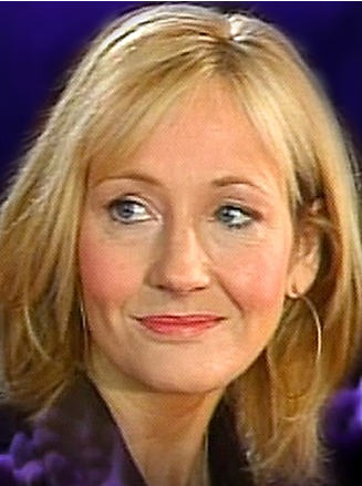 JK ROWLING INSPIRING KEYS TO SUCCESS