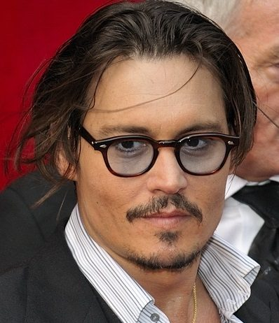 Johnny Depp inspiring success profile