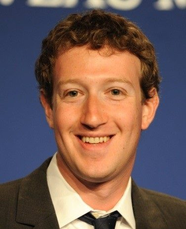 Mark Zuckerberg inspiration profile image