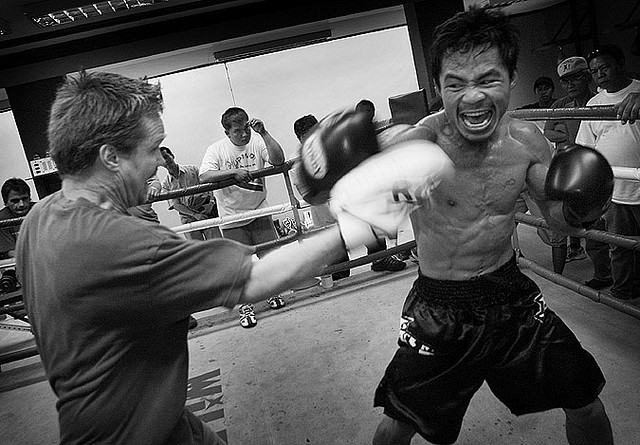 Manny Pacquiao motivation
