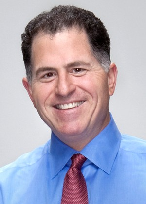 Michael Dell Inspiration