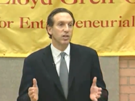 Howard Schultz video