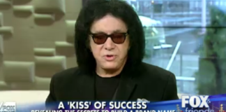 Gene Simmons Inspiration