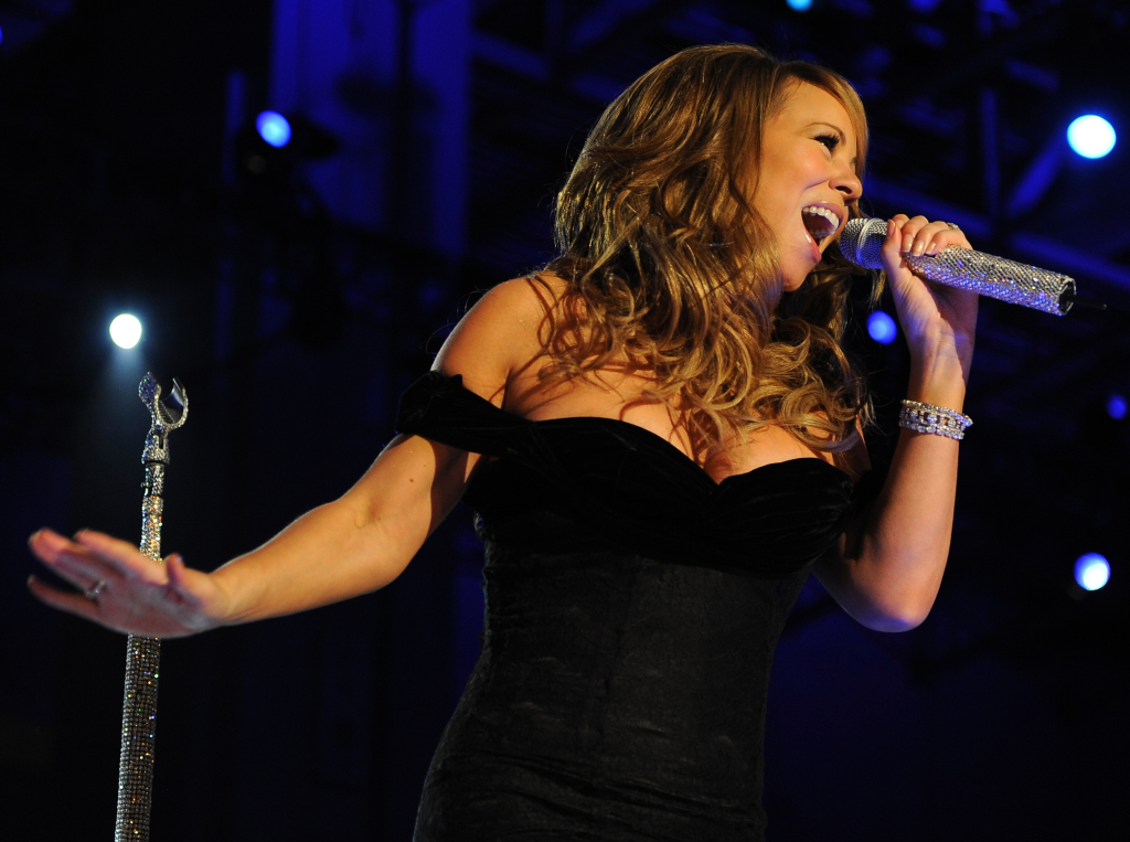 Mariah Carey success bio