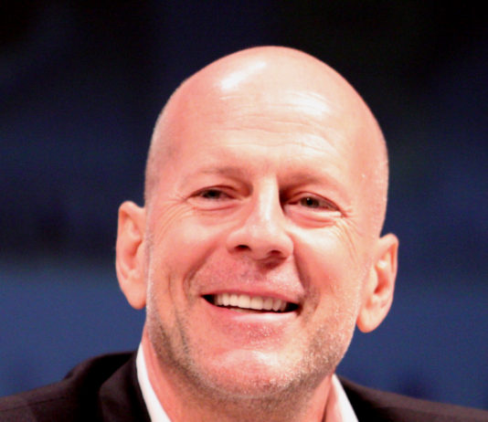 Bruce Willis inspiration