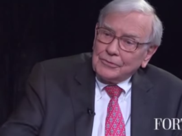 Warren Buffett Tap Dancing