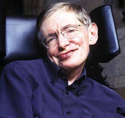 Stephen Hawking keys to success