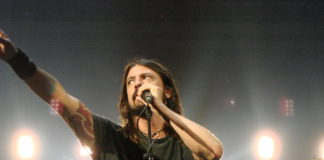 Dave Grohl inspiring message