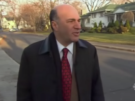 Kevin O'Leary motivating story