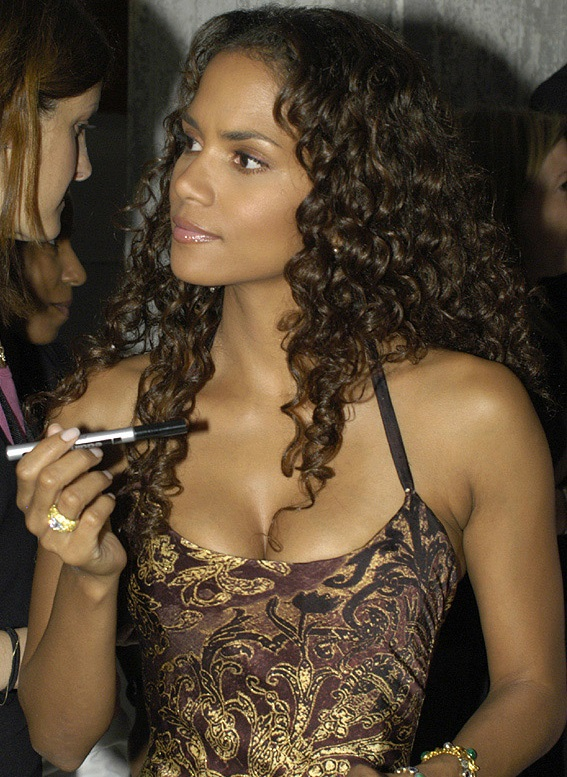Halle Berry committed to success
