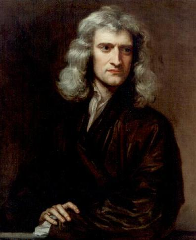 Isaac Newton inspiring facts